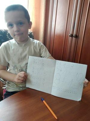 Весела математика вдома