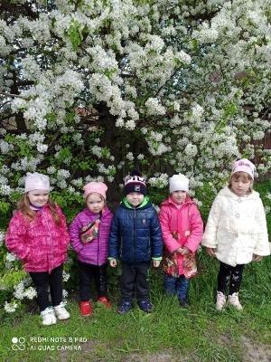 Весна прийшла у рідний край